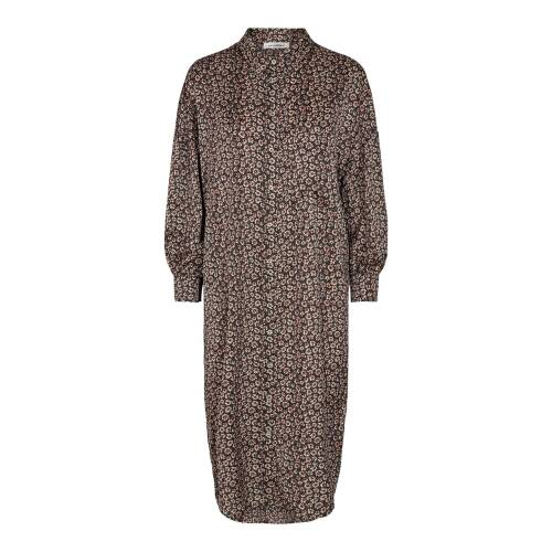 Co Couture fox shirt dress
