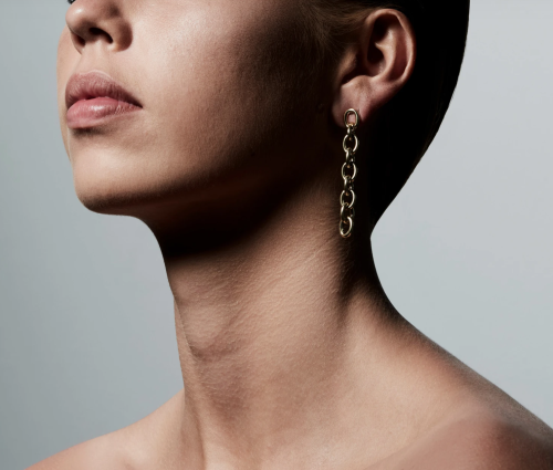 Pilgrim heritage earring