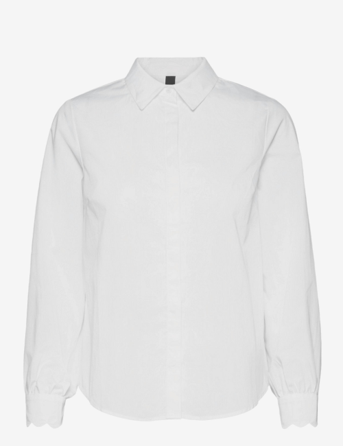 Yas bella 7/8 oversized shirt